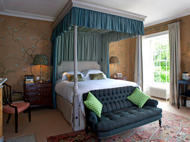 Oxford shire Bedroom