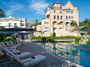 Hotel Austria -Pool