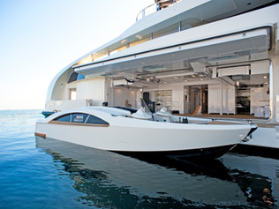 96m Superyacht -Tender