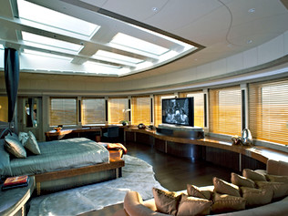 96 Meter Superyacht-Master Bedroom