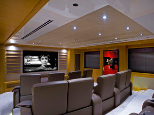 Cinema 85 Meter Super Yacht
