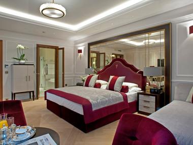 Hotel Monchstein-Bedroom