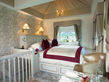 Hotel Monchstein - Bedroom