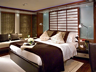 65 Meter Superyacht- VIP Bedroom