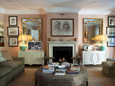 Notting Hill- Drawing Room
