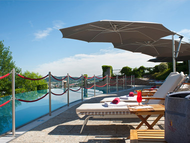 Hotel Austria-Pool