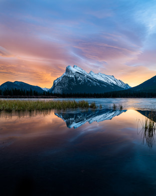 VermillIon Lakes Dawn