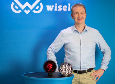 Major Torben Nielsen joins Wiseled!