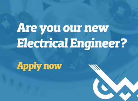 Are you our new Electrical Engineer?