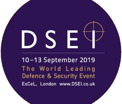 DSEI - 10-13 Sept., London - Booth S7-246