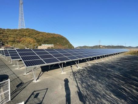 太陽光発電所メンテナンス