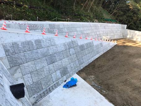 太陽光発電所:KPブロック納入・施工状況