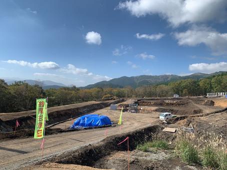 玖珠町太陽光発電所 調整池工事