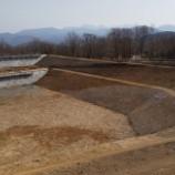 玖珠町太陽光発電所 調整池進捗状況