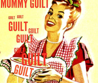 """""""Mommy Guilt"""" is the Biggest Toxin in Your Home"""