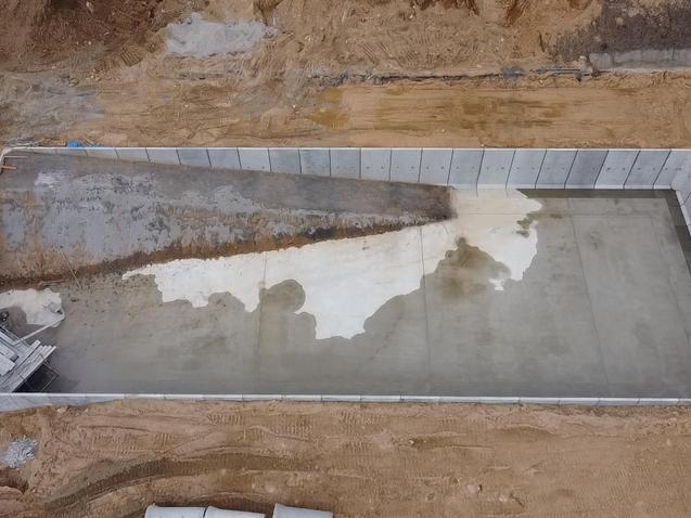 雨水貯留槽
