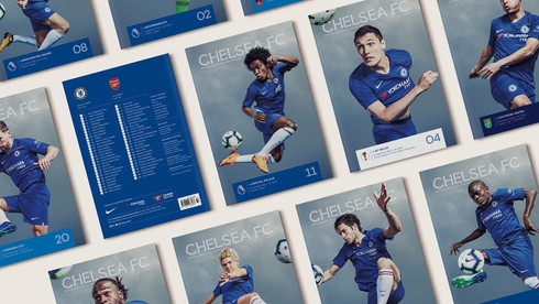 Chelsea FC Global Rebrand