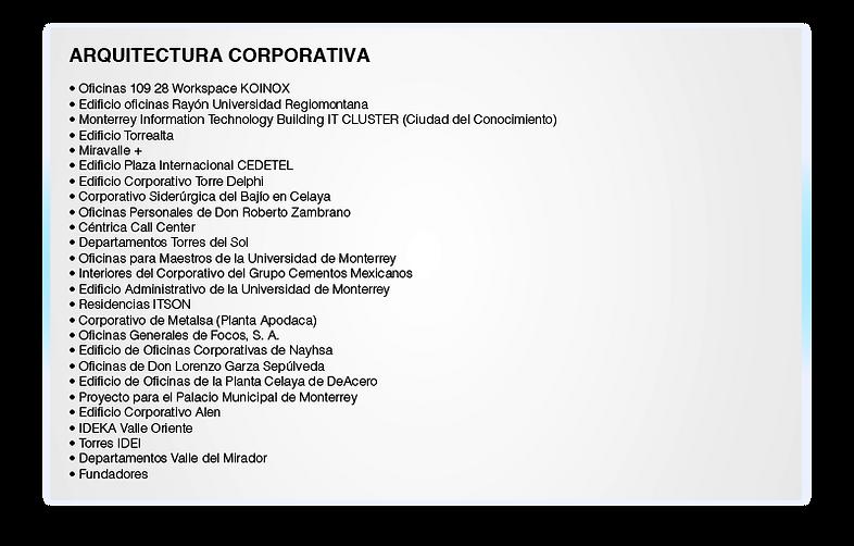 Arquitectos en Monterrey