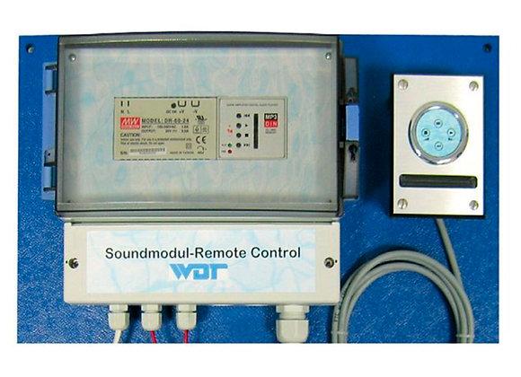 Звуковой модуль MP3 Soundmodul-Remote Control