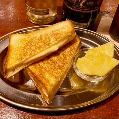 Ham Cheese Sandwich in Cuba