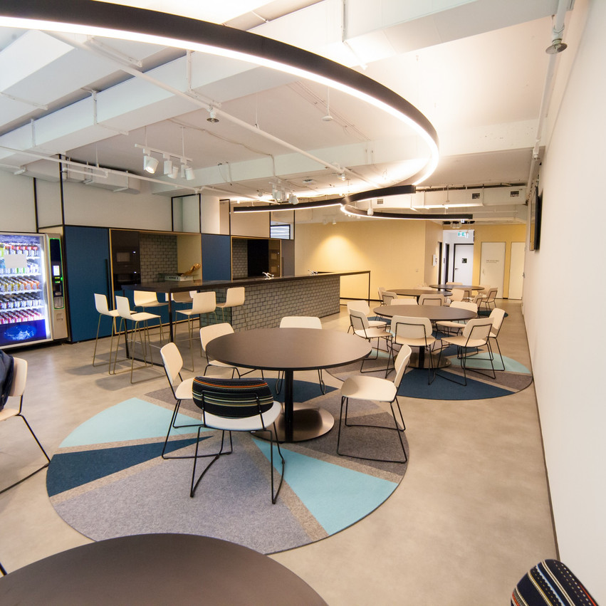 6. Student Lounge
