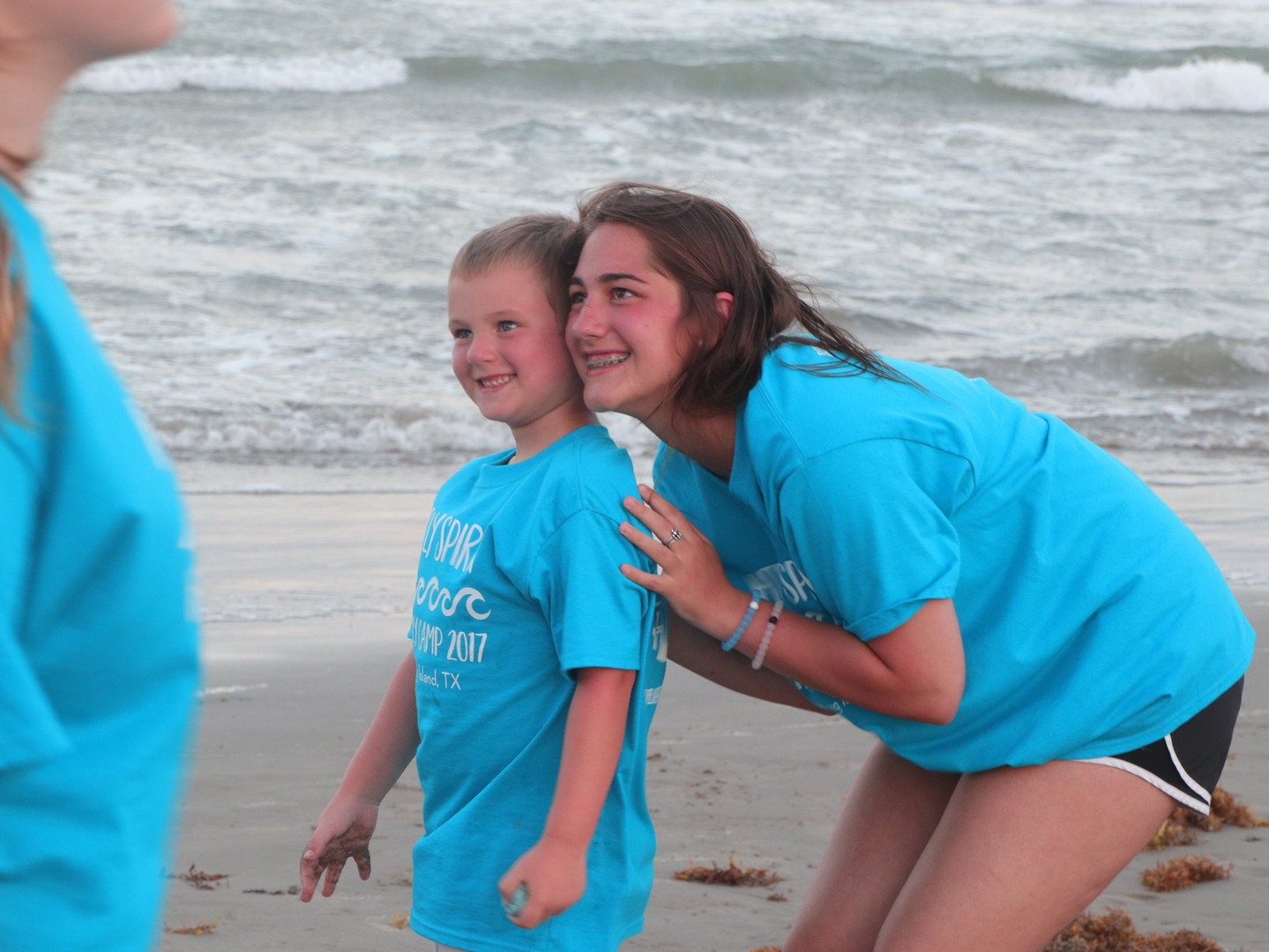 Mustang Island Family Camp
