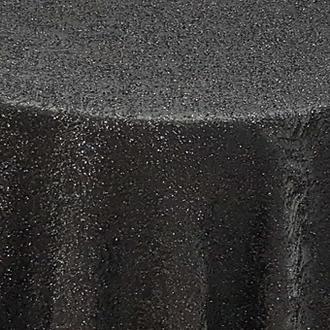 Black Twinkle-Tinsil
