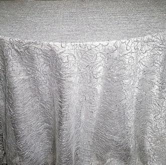 Silver Swirls Overlay
