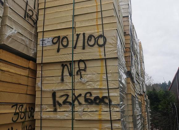 90/100mm - NON FOIL - 1.2 X 0.6M