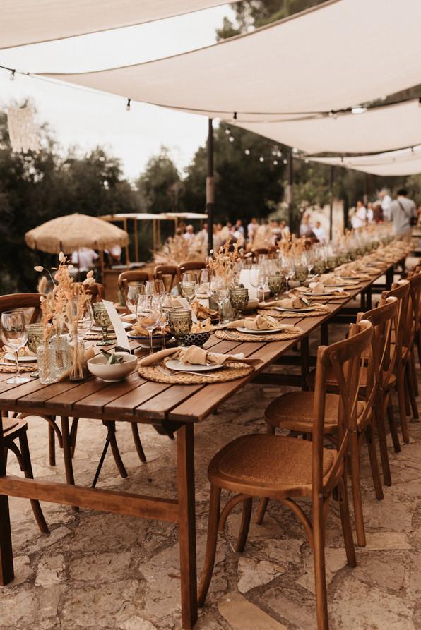 Osa Major Table decor