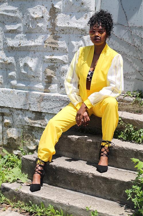 Puff Sleeve Kimono