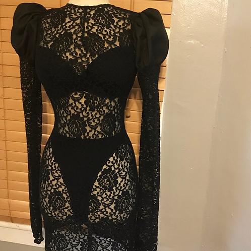 Juliet Mini Dress