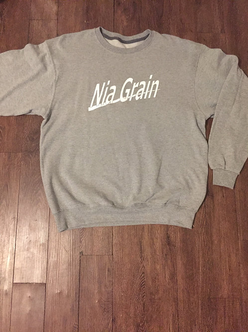 Brand Logo Sweatshirt