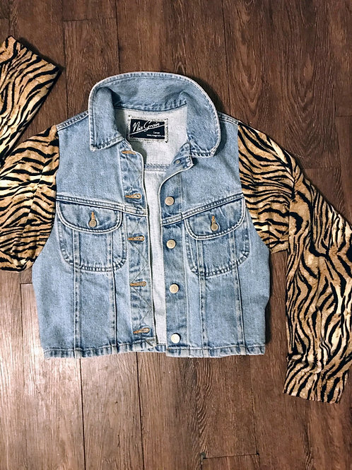 Animal Denim
