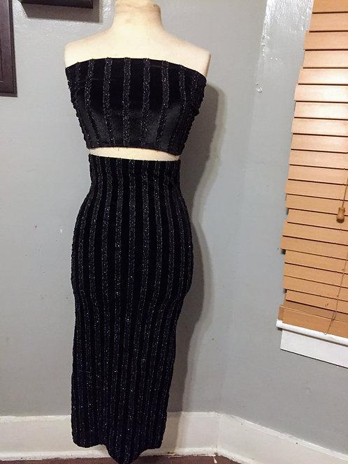 Fame 2pc Skirt Set