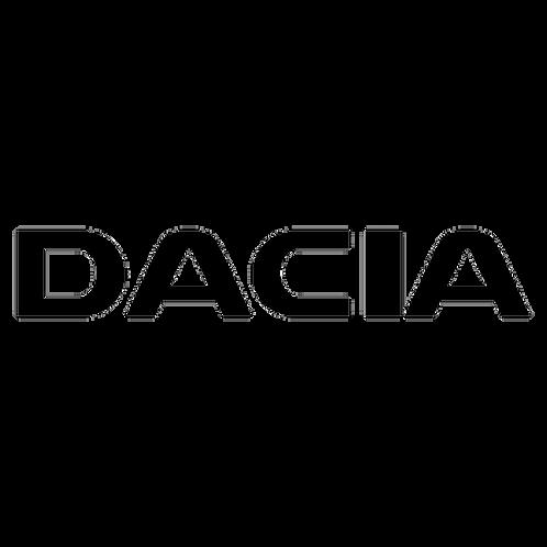 Tapis de coffre pour Dacia