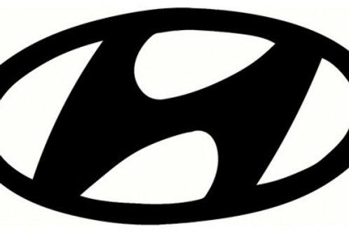 Tapis de coffre pour Hyundai