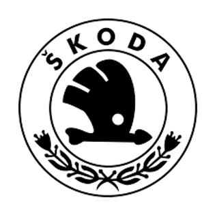 Tapis de coffre pour Skoda