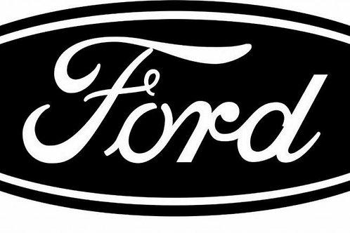 Tapis de coffre pour Ford
