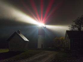 Nauset Light Beams, Cape Cod National Seashore, Massachusetts