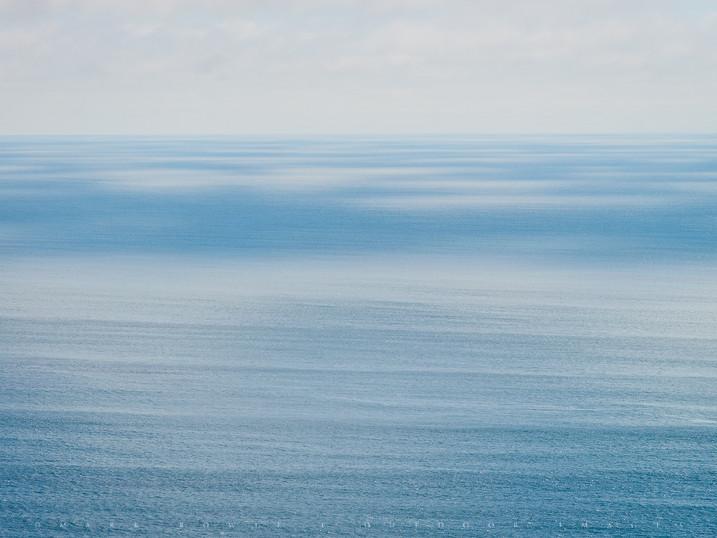 Mingling of Clouds & Sea, Cape Kiwanda, Oregon
