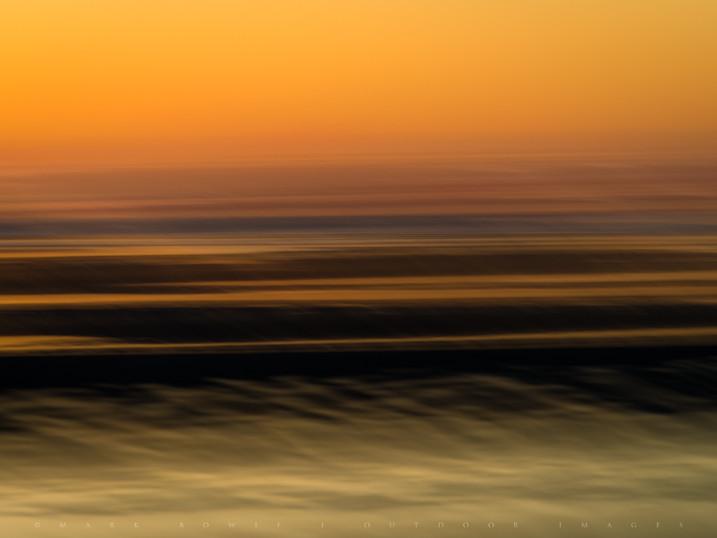 Painted Waves, First Encounter Beach, Cape Cod, Massachusetts