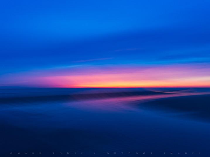 Infinite Twilight, First Encounter Beach, Cape Cod, Massachusetts
