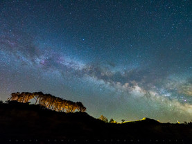 Breadth of the Milky Way, Seal Rock State Park, Oregon