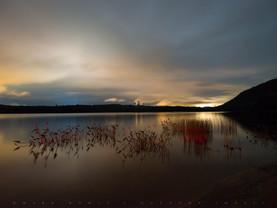 Infinite Clouds, Moss Lake, Adirondacks, New York
