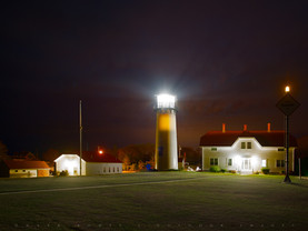 Chatham Night Light, Chatham Coast Guard Station, Cape Cod, Massachusetts