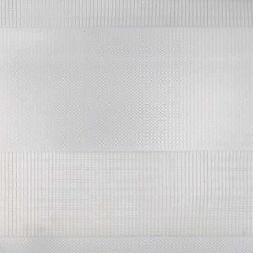 Рулонные шторы Зебра Стандарт белый, цена за изделие шт.