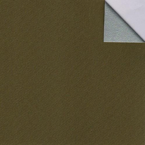 Рулонные шторы Альфа Alu Black-Out т. коричневый, цена за изделие шт.