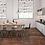 Thumbnail: Рулонные шторы Зебра Кофе коричневый , цена за изделие шт.
