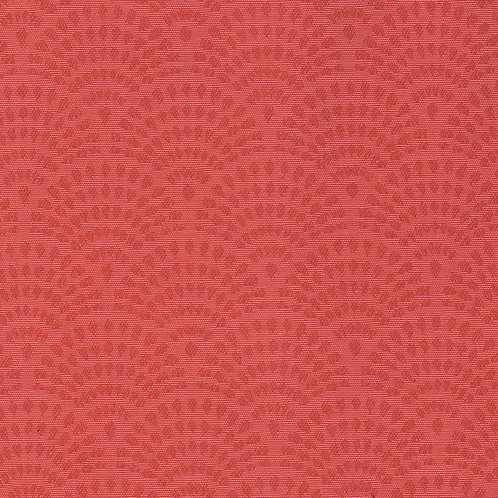 Рулонные шторы Ажур коралл, цена за изделие шт.